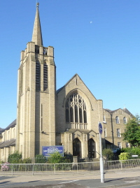 Picture of Church Exterior